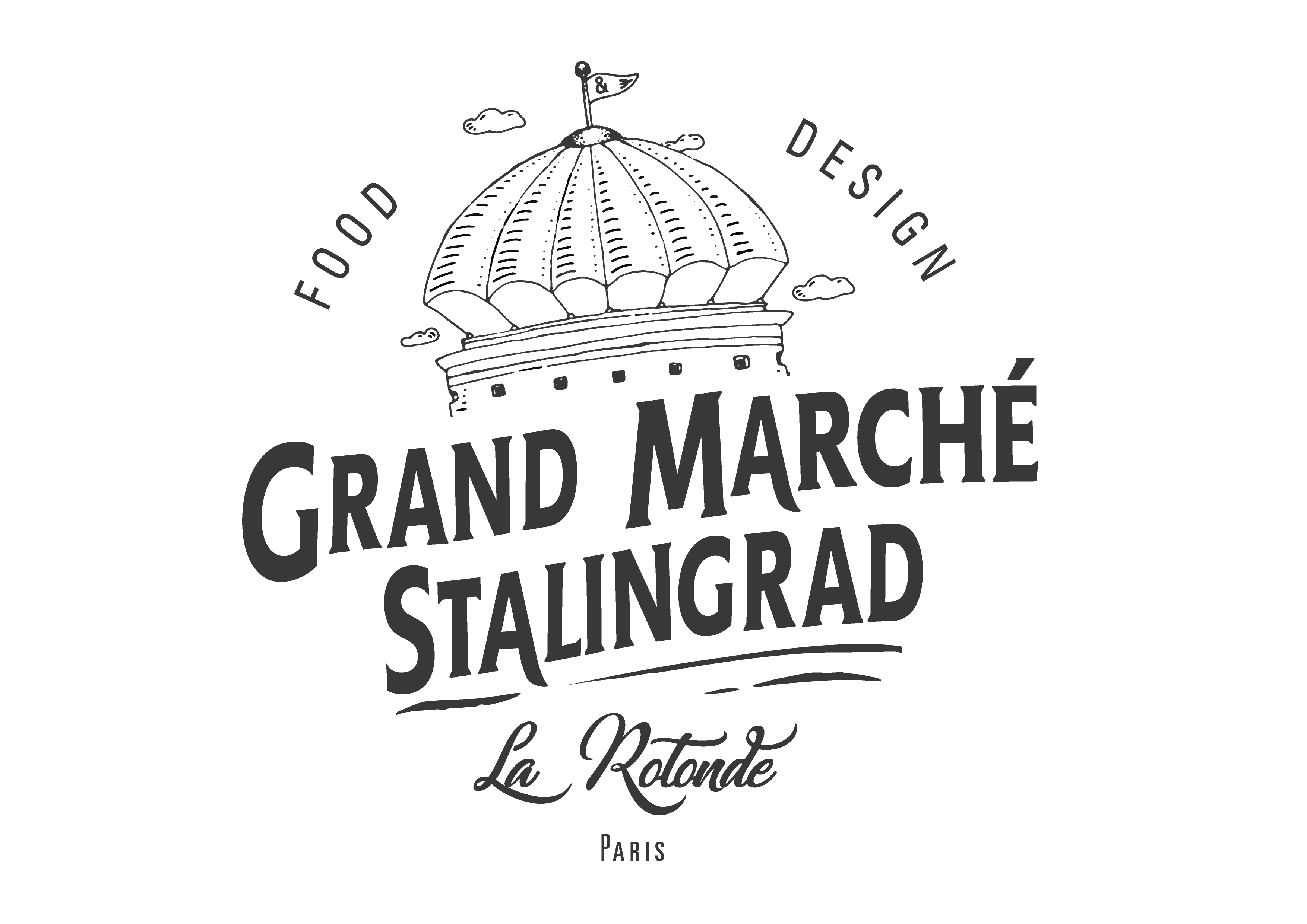 GRAND MARCHÉ STALINGRAD