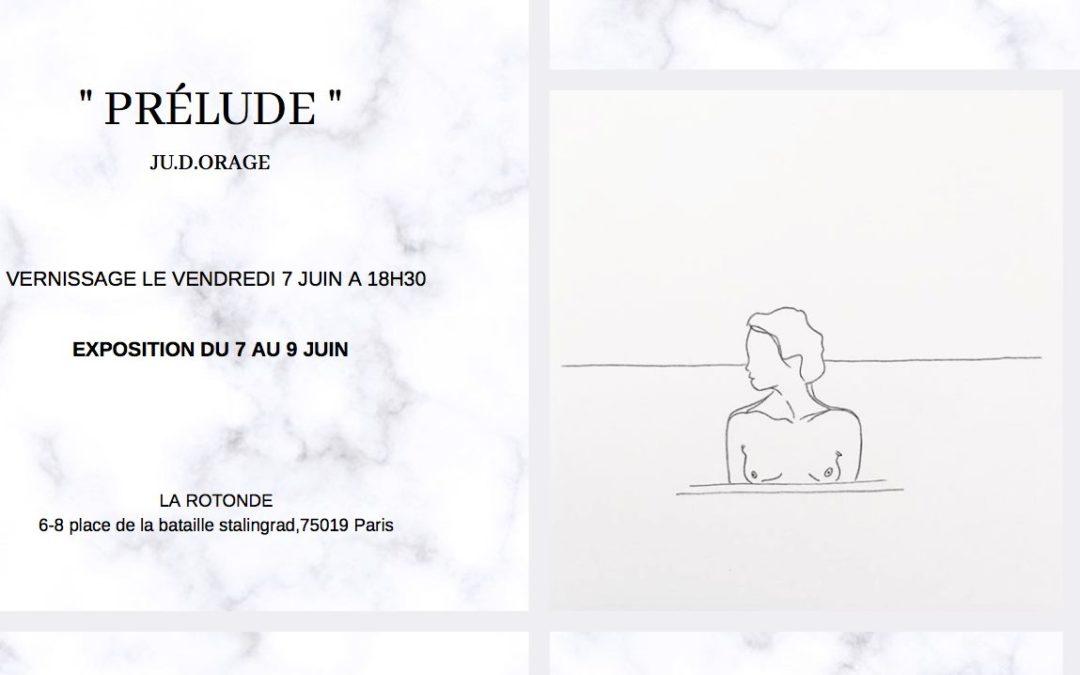 Exposition » Prélude » – Ju.d.orage
