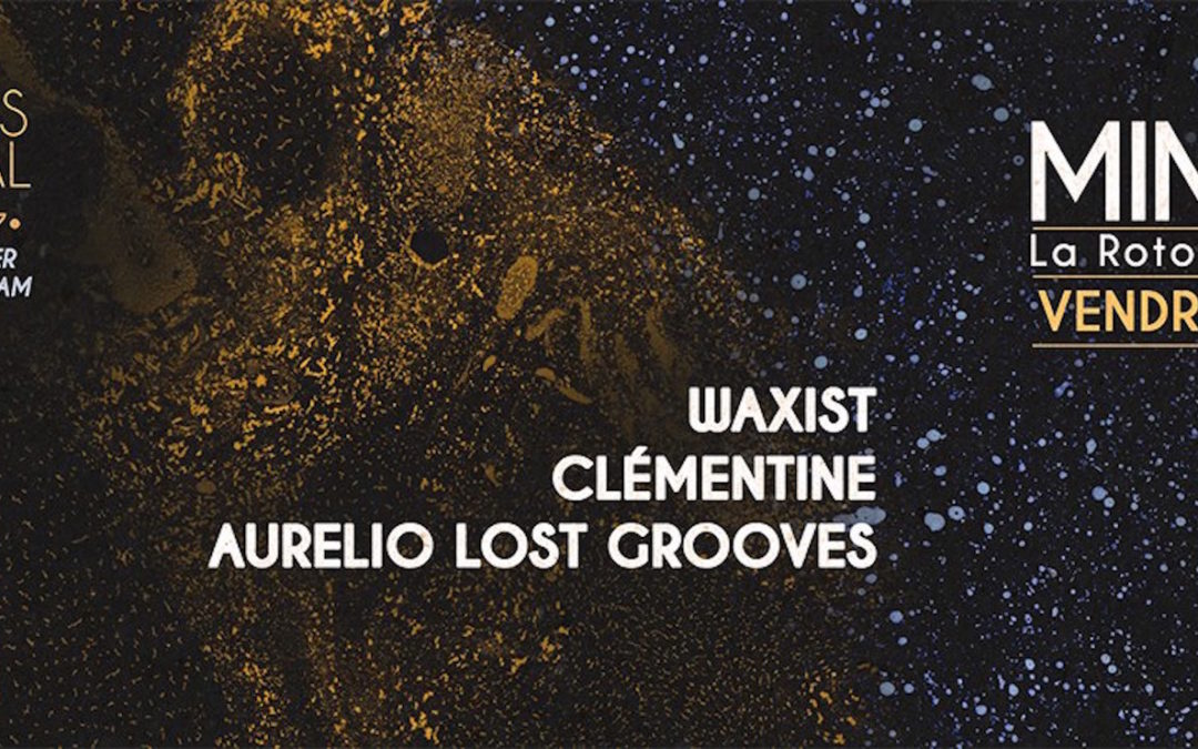 Easter Sounds Festival – Miniclub : Clémentine, Waxist, Aurelio