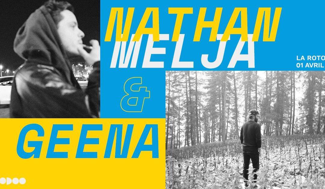 Voodoo Artists — Nathan Melja & Geena — All Night Long