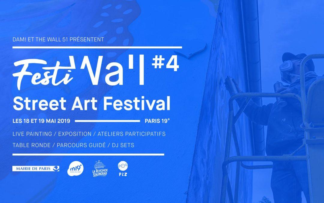 FestiWall 2019 – Street Art Festival